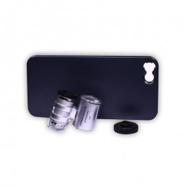 Lupa LED 60X para Iphone 5