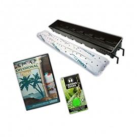 Slab Coco Canna + Maceta Rectangular + DVD Coco + Tricoma Seeds x1 (a elección)