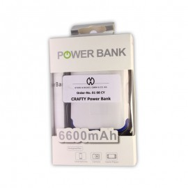 Crafty Power Bank Batería Externa
