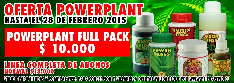 Oferta Powerplant Full Pack