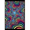 TELA arcoiris fractal UV